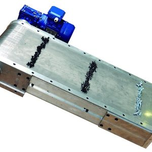 Magnetic conveyor belt separator-0