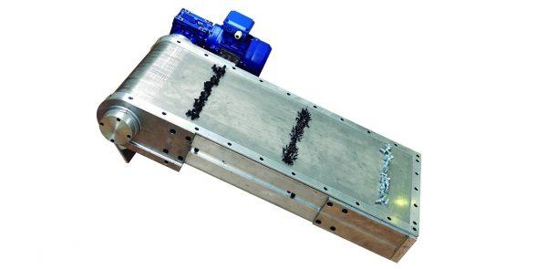 Magnetic conveyor belt separator-0