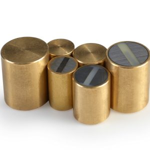 Cylindrical pot magnets -0