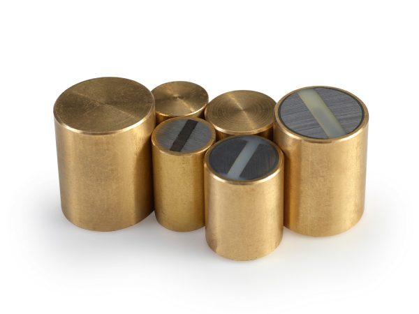 Pots magnétiques cylindrique-0