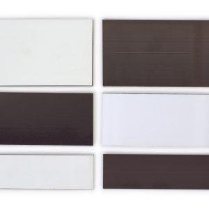 Cinta Magnética PVC Blanco-0