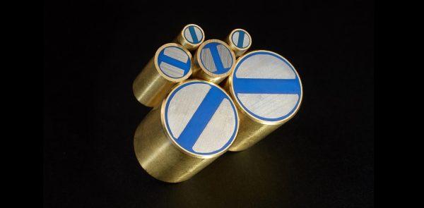 Cylindrique Pots Magnétiques en Néodyme-0
