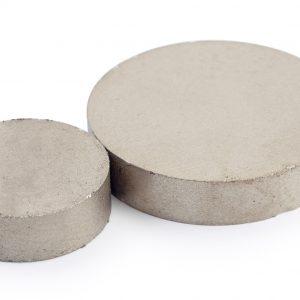 Samarium discs -0