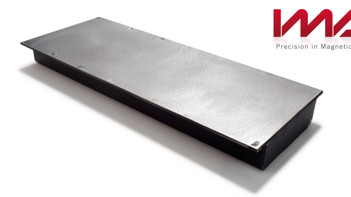 Placas para la separación magnétics
