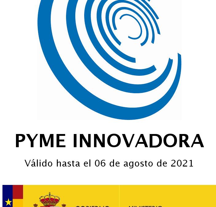 IMA pyme innovadora en I+D