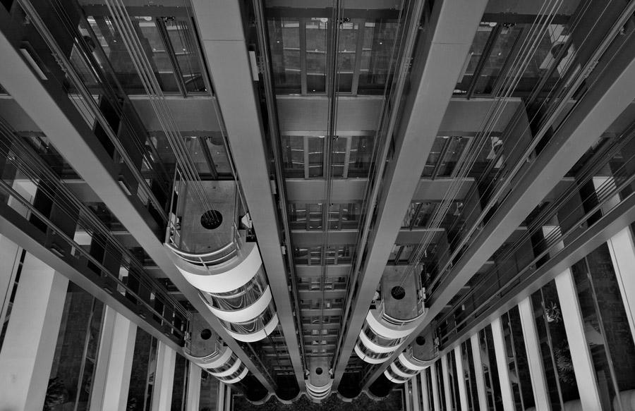 electroimanes en ascensores