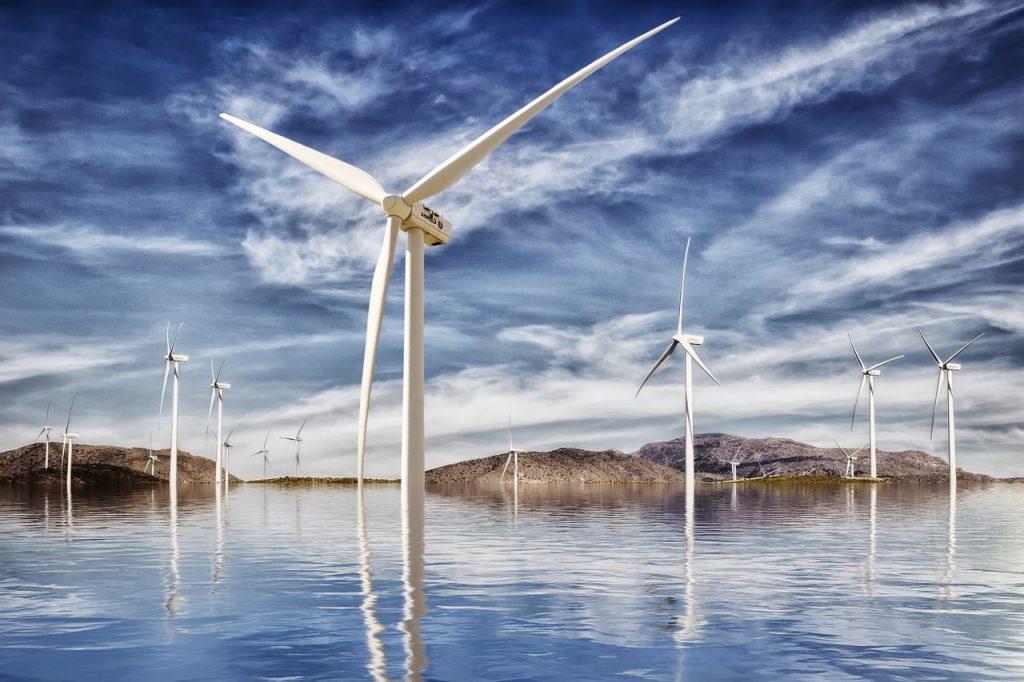imanes permanentes para la energia eólica
