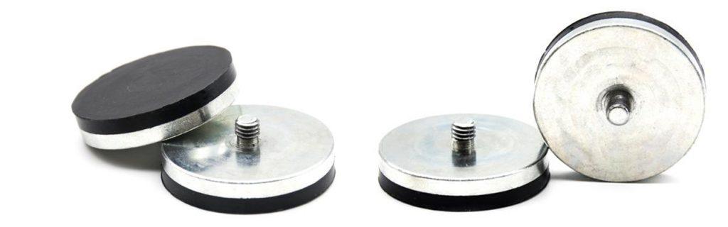 Bases Magnéticas recubiertas de Nylon en IMA