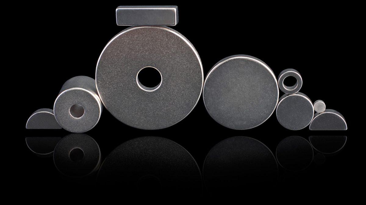 Neodym-Magnete