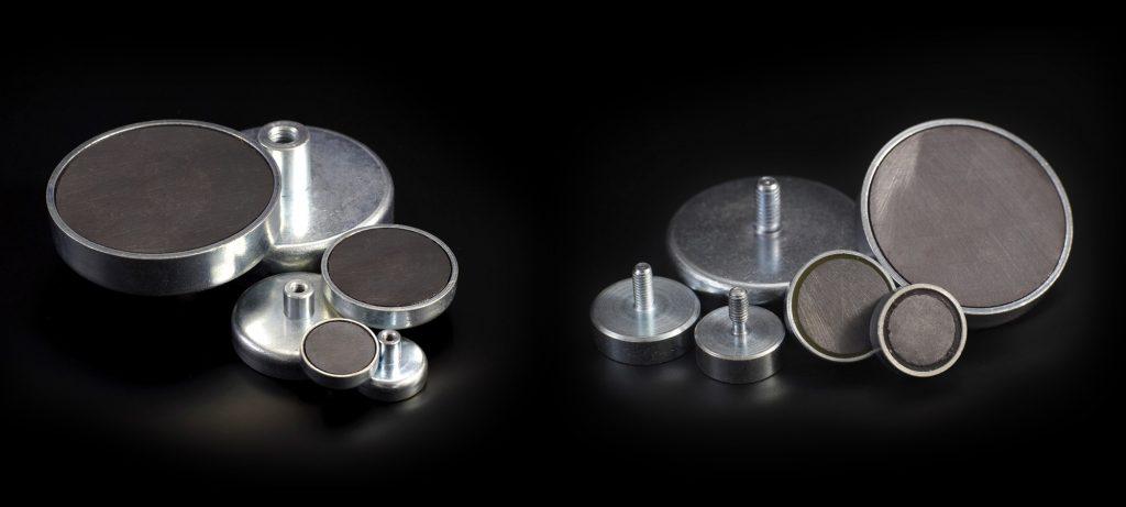 Neodymium magnet or ferrite magnet?