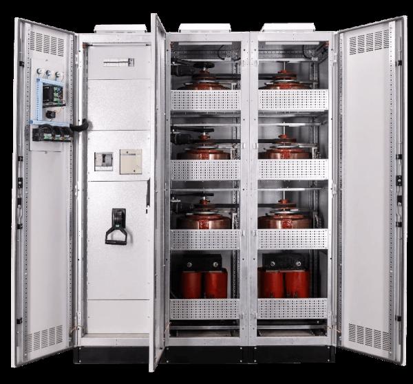 Estabilizadores Servomotor Trifásicos 200-250kVA de IMA