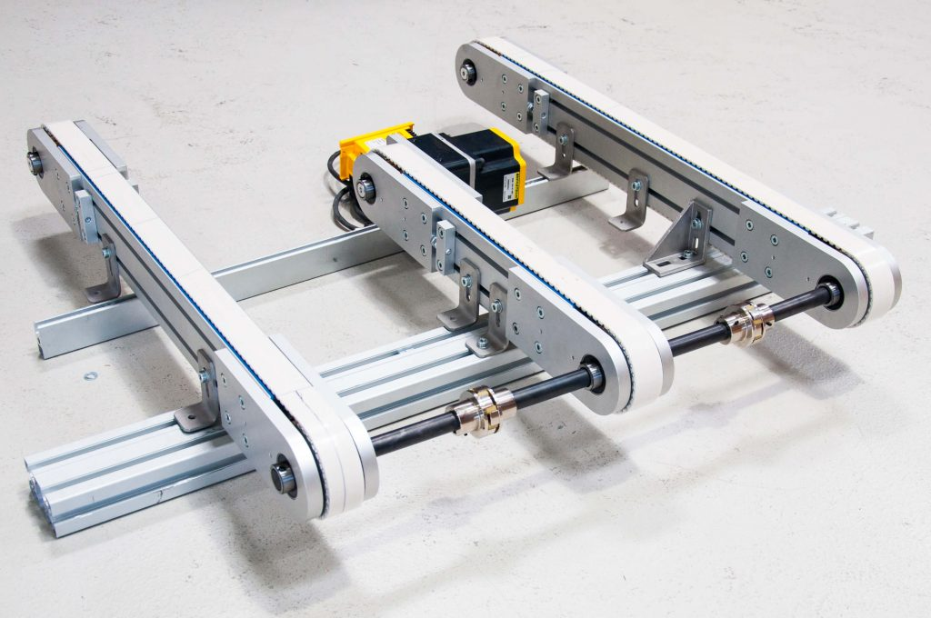 Magnetic extraction conveyors provide increased safety