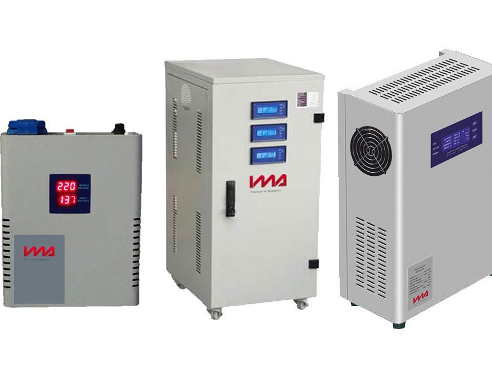 estabilizadores de voltage