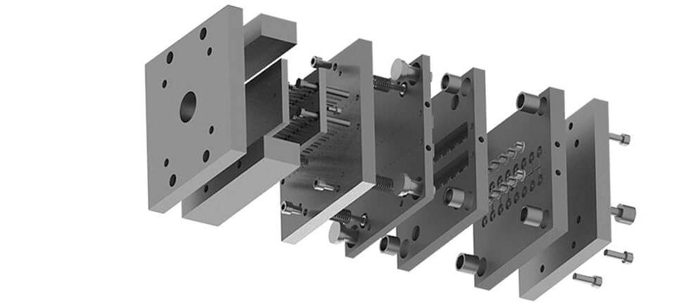 IMA, fabricante de moldes de inyección