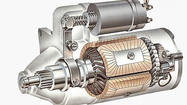 motor eléctrico que es y cómo funciona